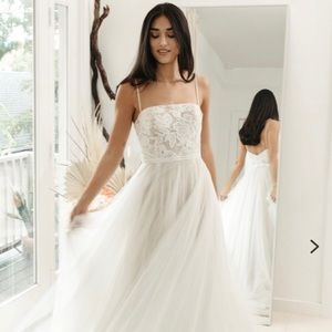Watters wedding dress new with tags